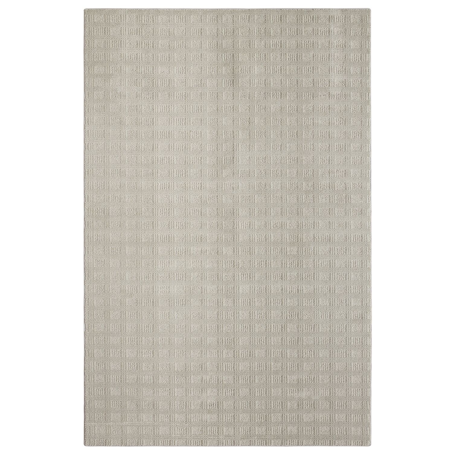 Bettie Hand-Tufted Marble Gray Area Rug Rug Size: Rectangle 9' x 12'