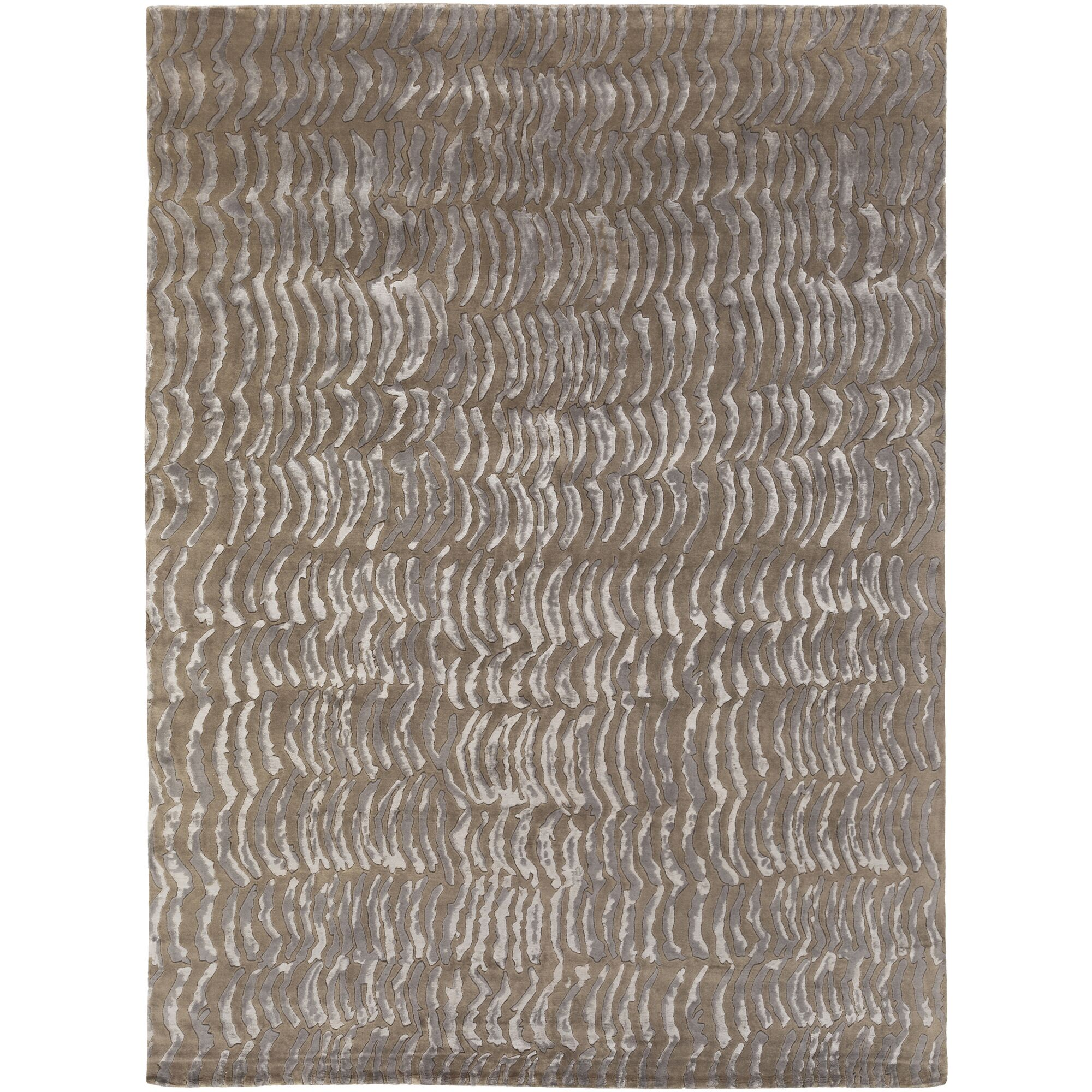 Dixon Moss Area Rug Rug Size: Rectangle 5' x 8'