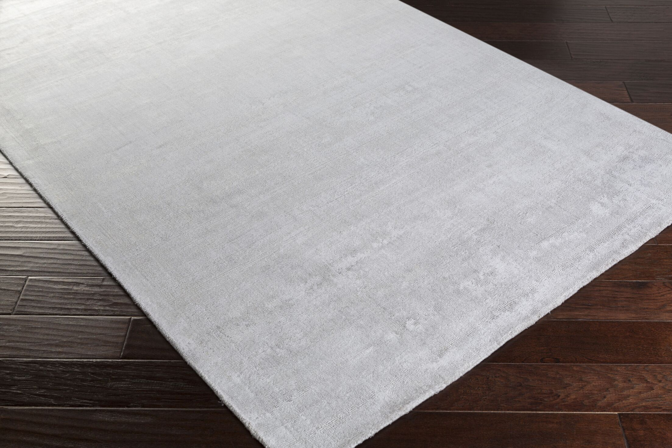 Mcspadden Gray Area Rug Rug Size: Rectangle 2' x 3'