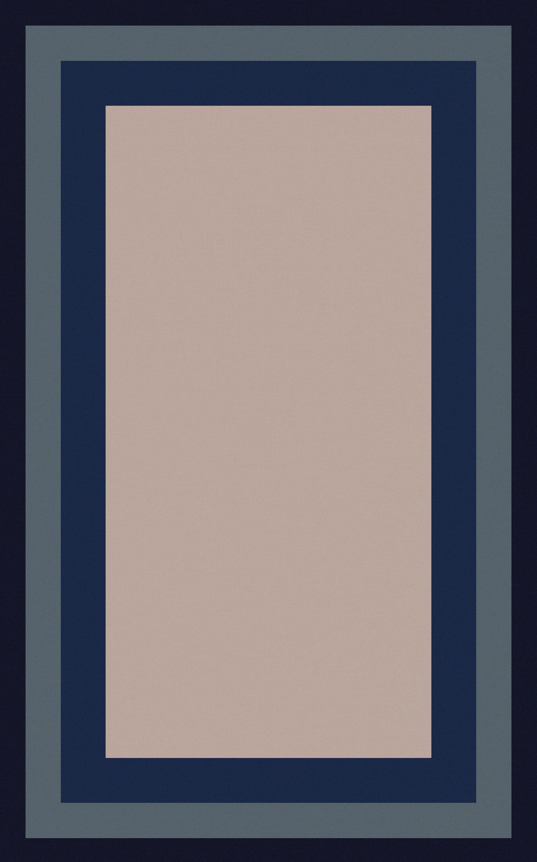Cooke Tan Area Rug Rug Size: Rectangle 5' x 8'