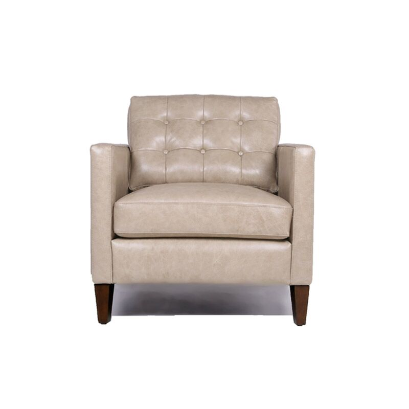 Rockport Club Chair Upholstery: Mutual Sand