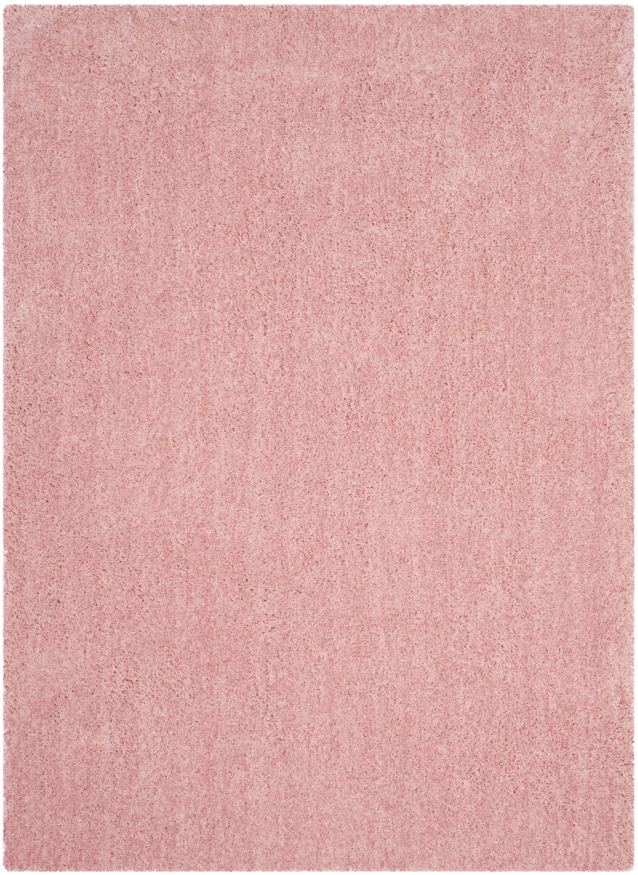 Winnett Hand-Tufted Pink Area Rug Rug Size: Rectangle 5' x 7'