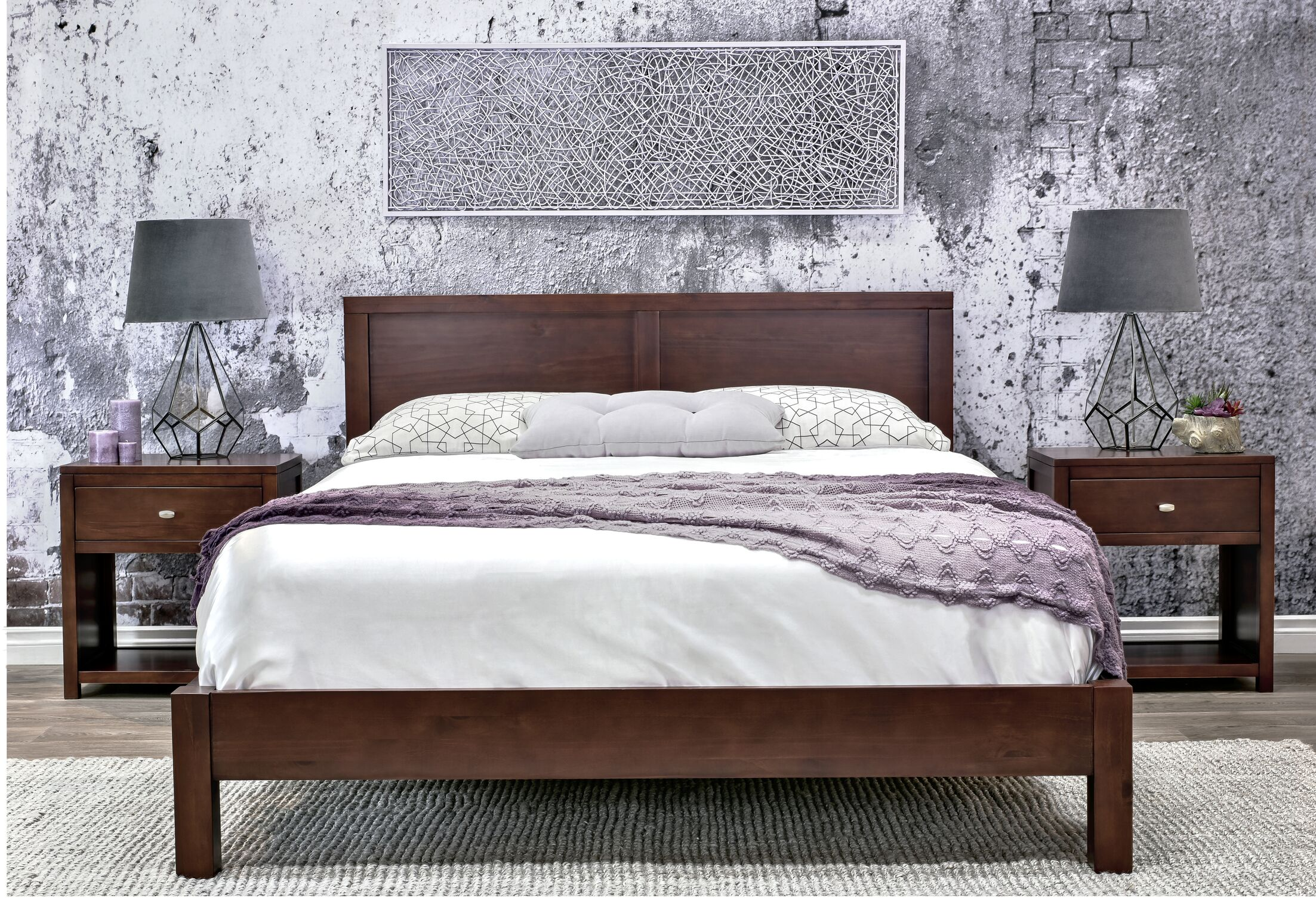 Erskine Platform Bed Size: Full