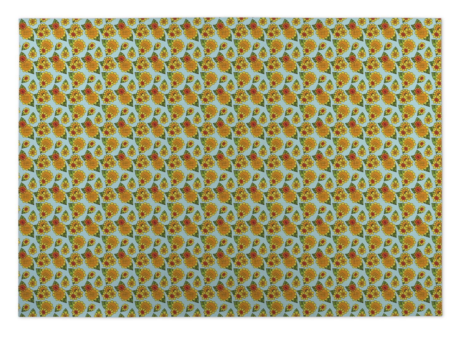 Classie Sunshine Indoor/Outdoor Doormat Mat Size: 8' x 10'
