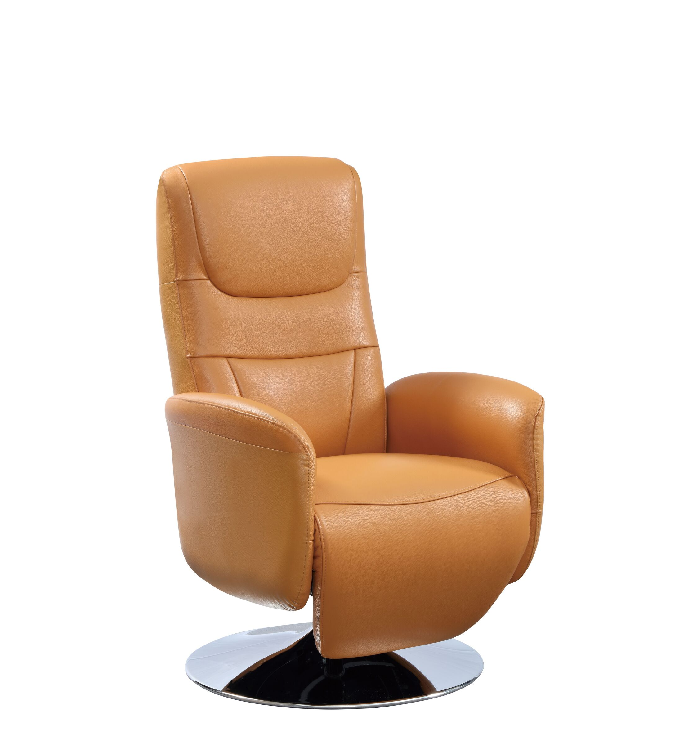 Macon Leather Power Recliner