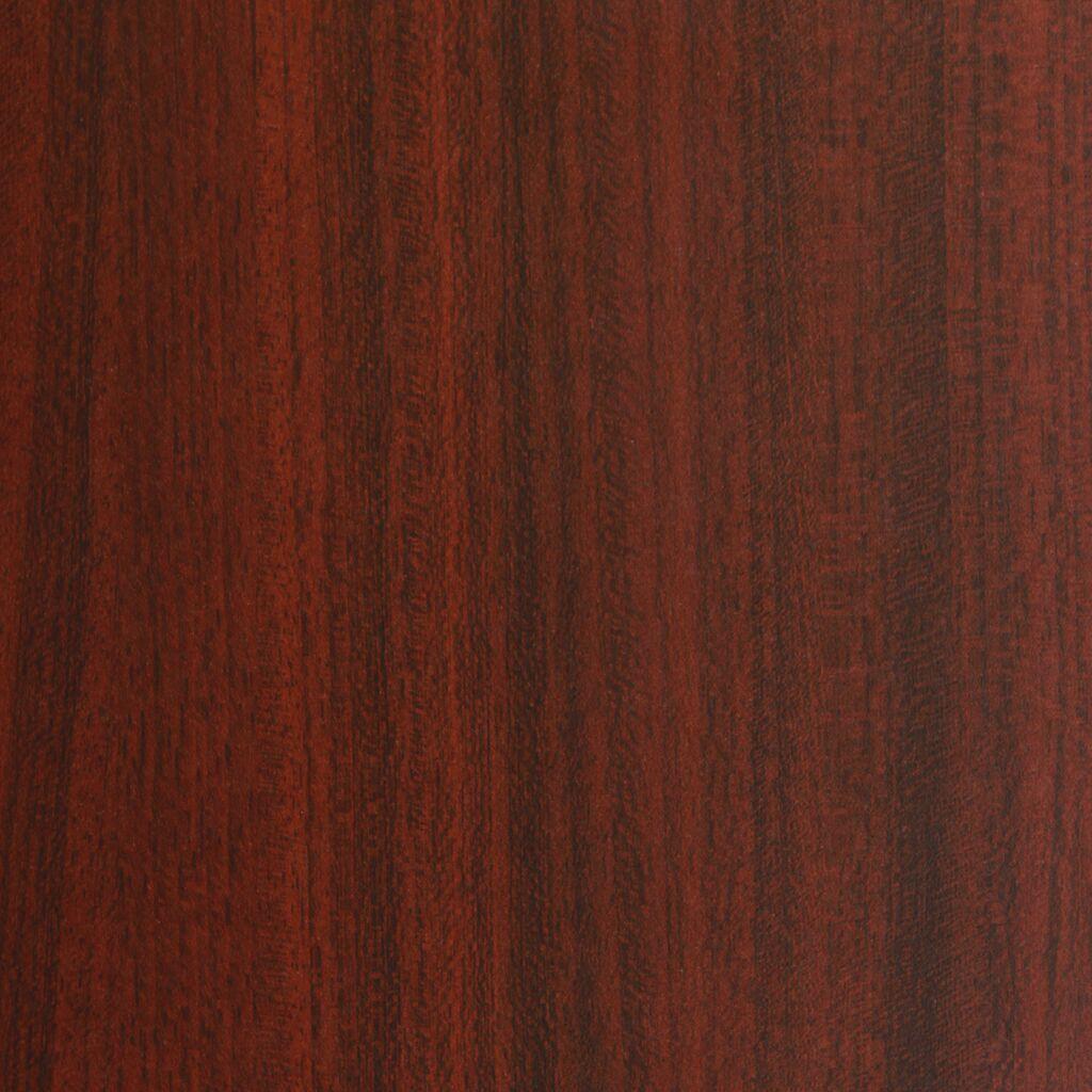 Linh Stand Up Quad Table Top Color: Mahogany