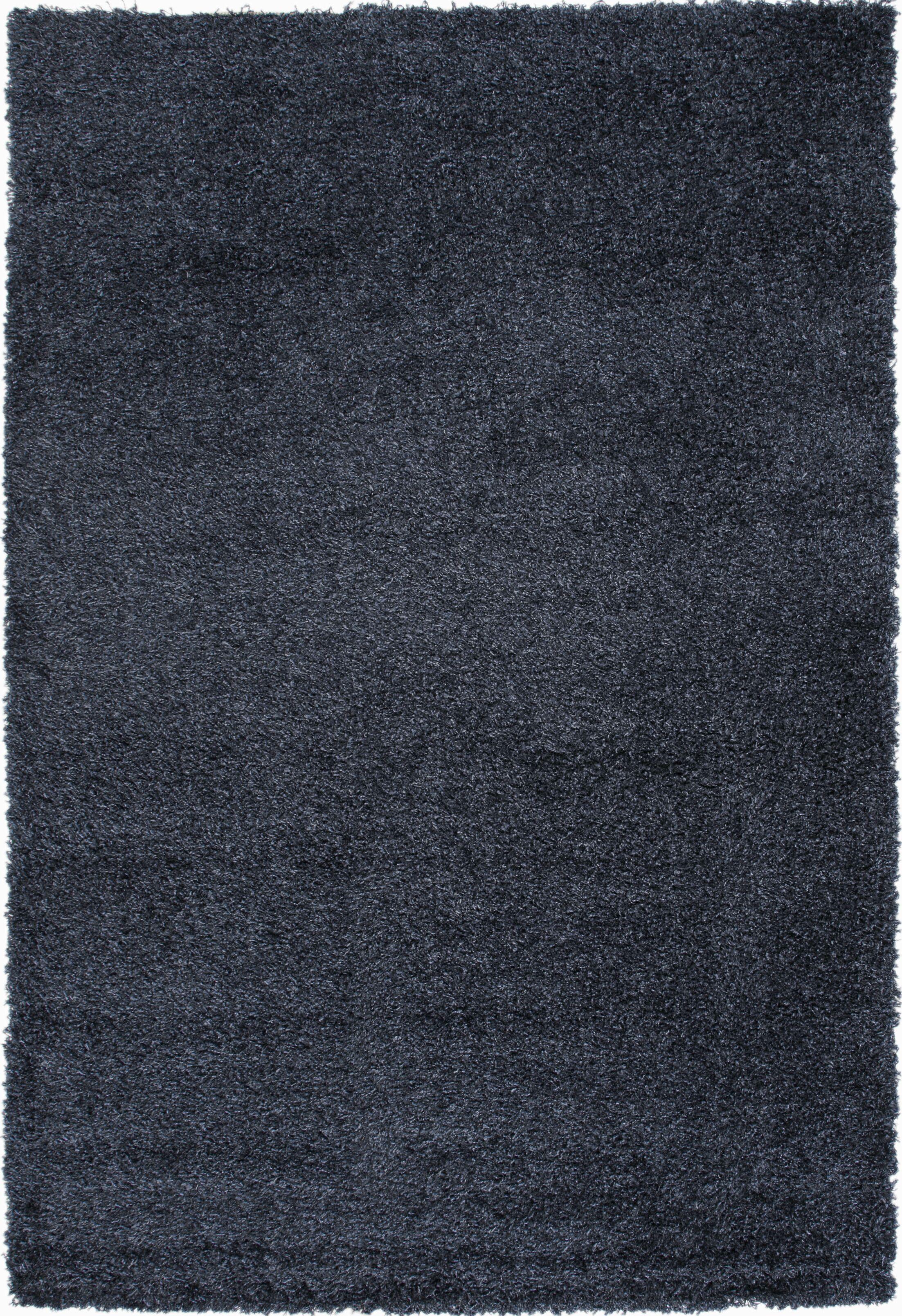 Justine Blue Area Rug Rug Size: 5'3