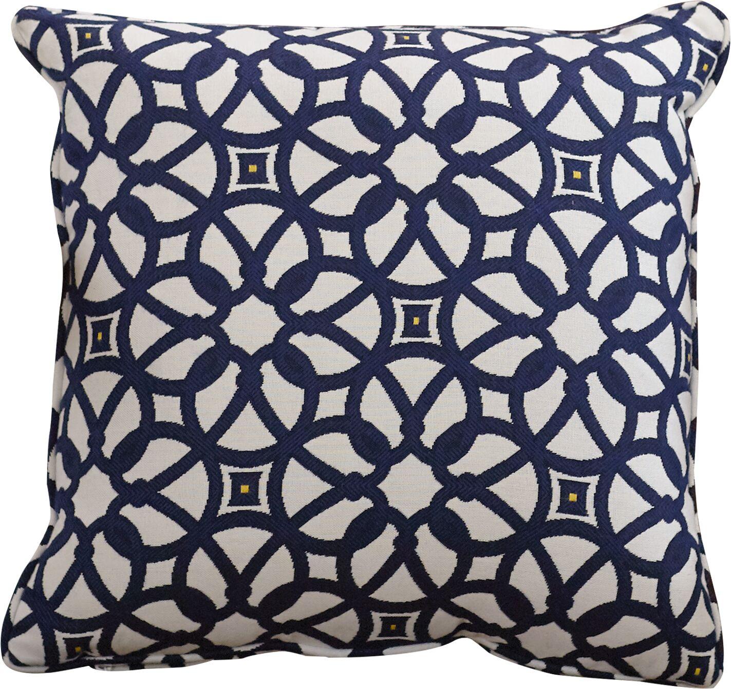 Outdoor Throw Pillow Width: 20