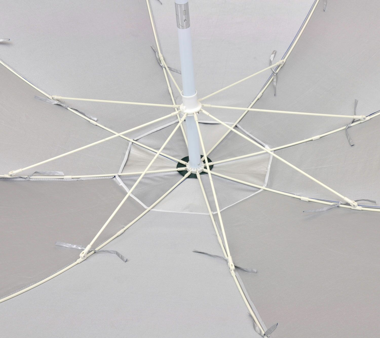 Platinum Heavy Duty 7' Beach Umbrella Pole Type: Integrated Anchor Pole