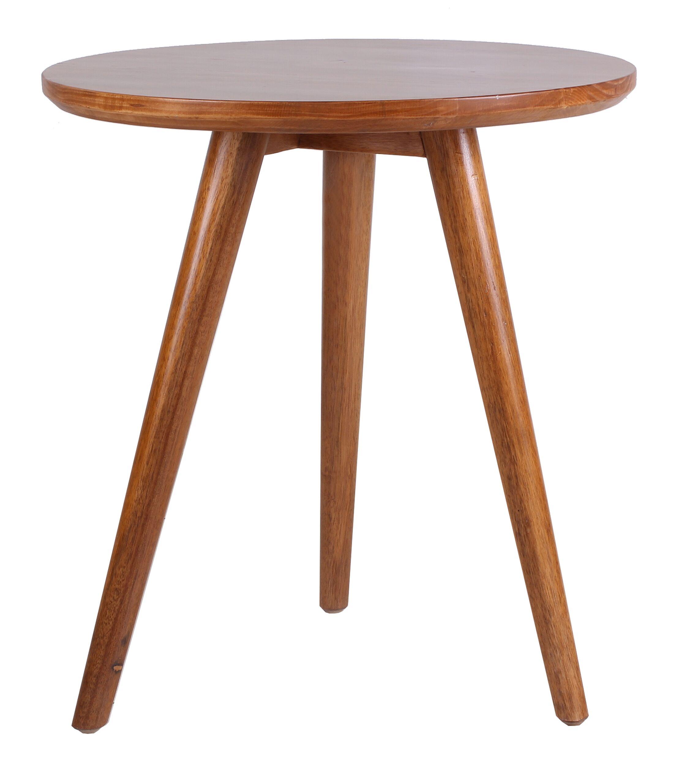 Emma End Table Color: Natural