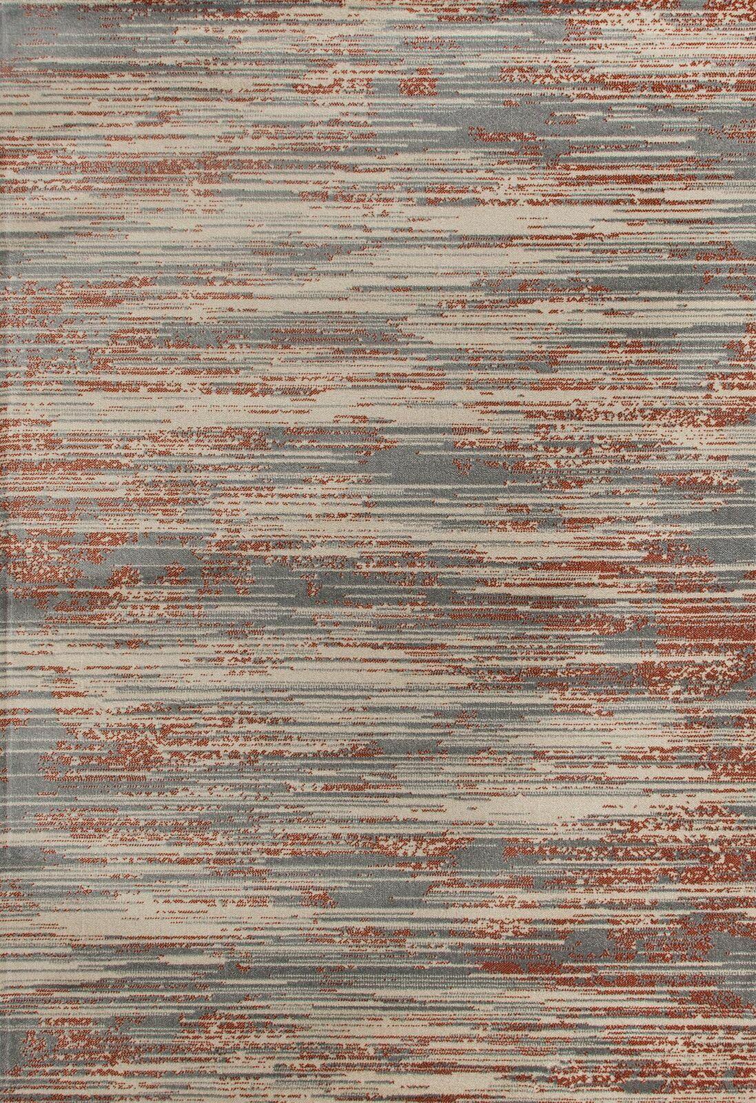 Burgos Gray/Beige Area Rug Rug Size: 7'10 x 10
