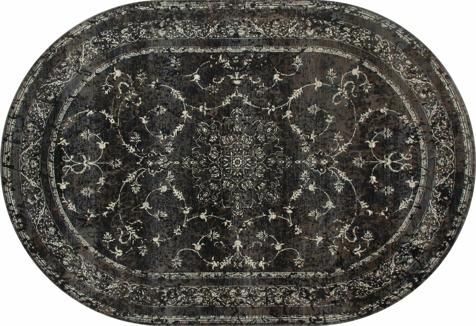 Channel Area Rug Rug Size: 3'3 x 4'11