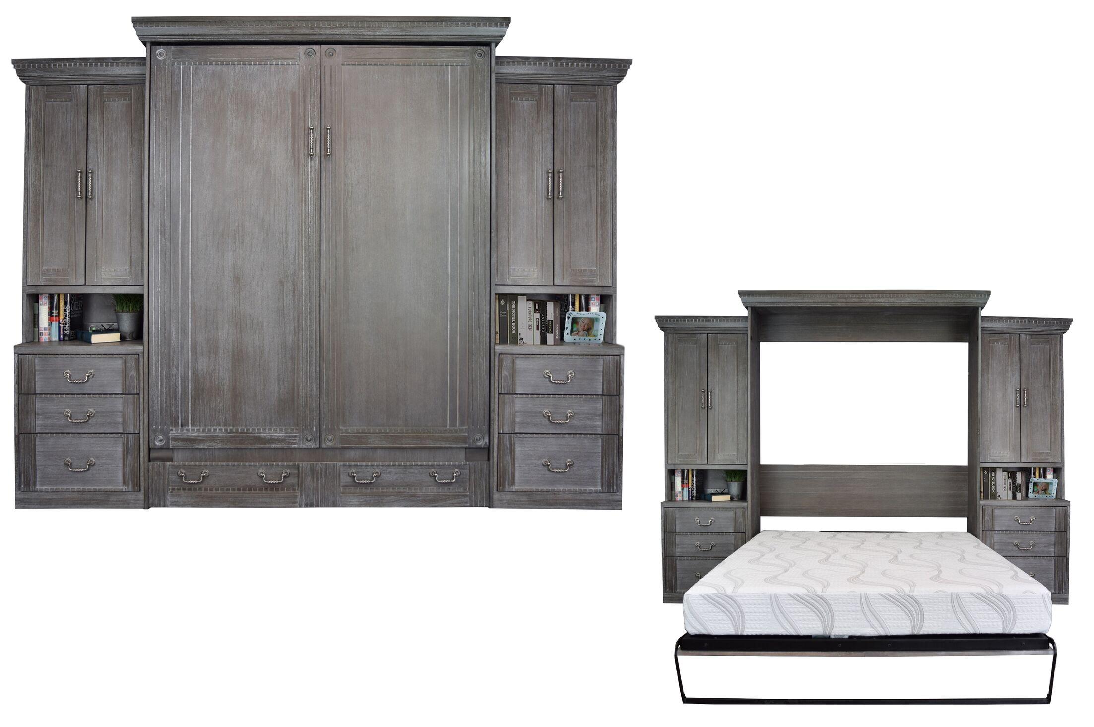 Cedarville Queen Storage Murphy Bed