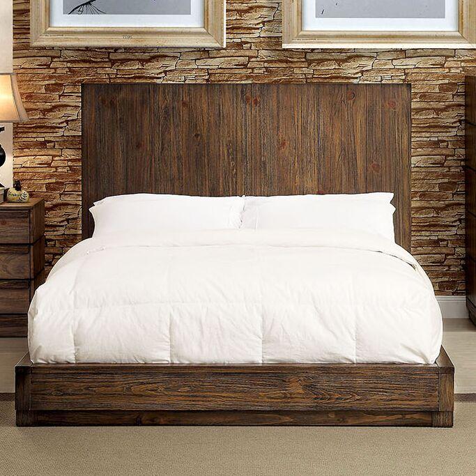 Platform Bed Size: King
