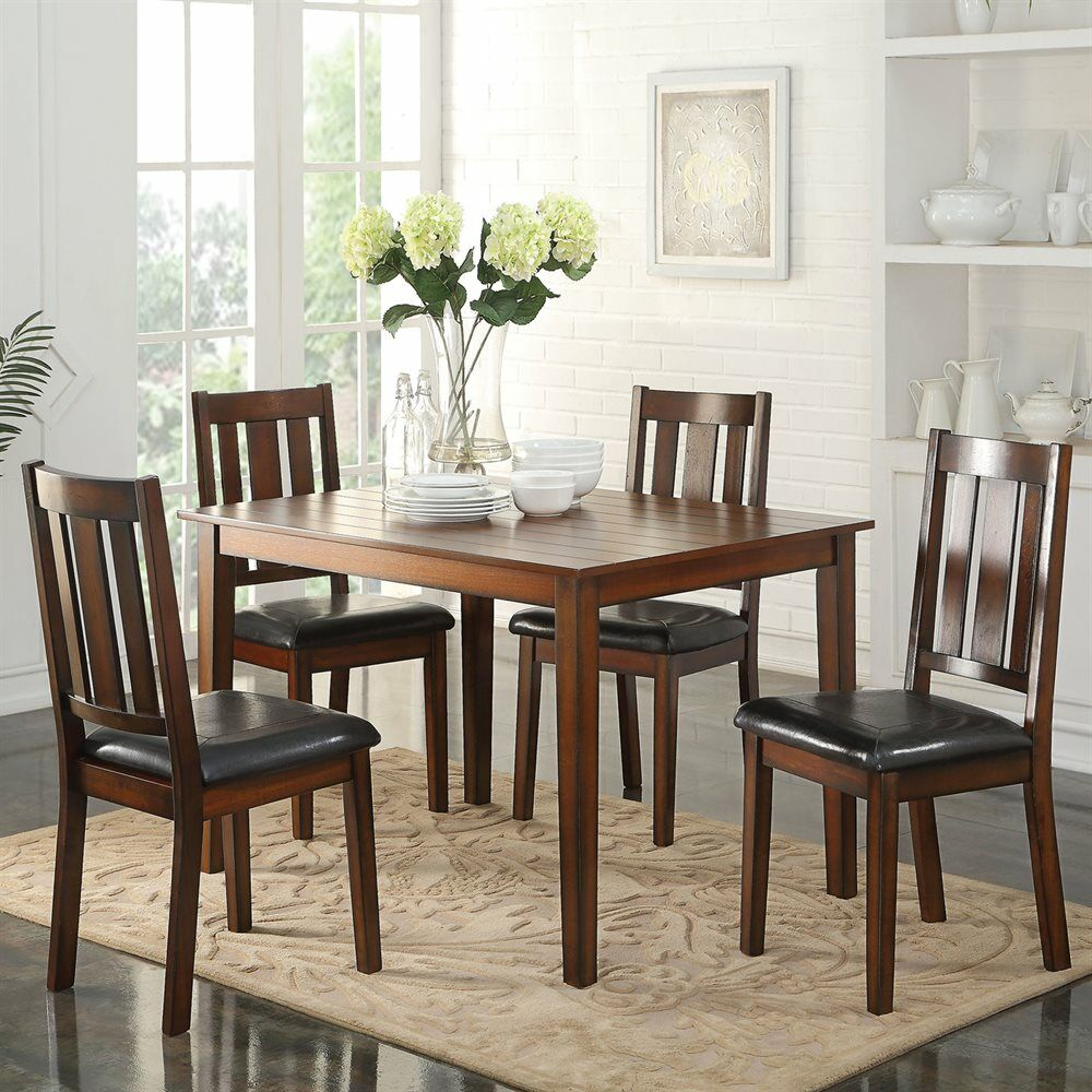 Dining Table Sets Andy 5 Piece Dining Set April 2019