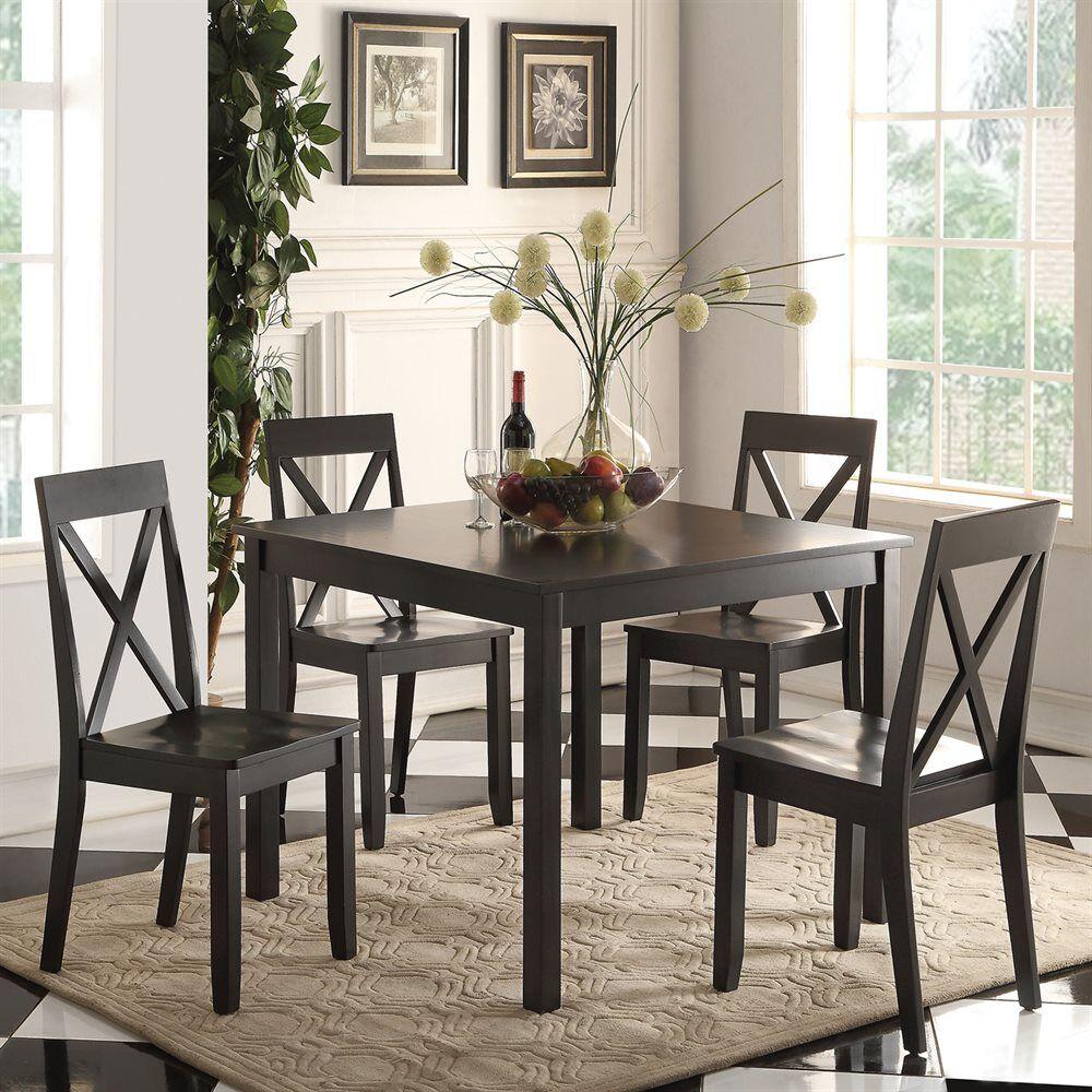 Dining Table Sets Jenny 5 Piece Dining Set