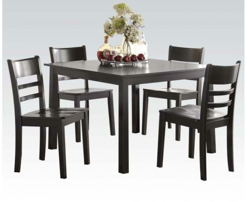 Dining Table Sets Sophia 5 Piece Dining Set