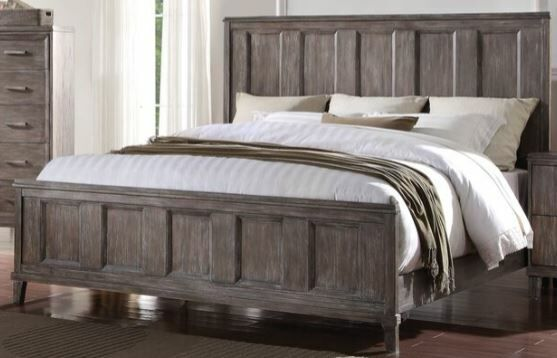Macpherson Panel Bed Size: Queen
