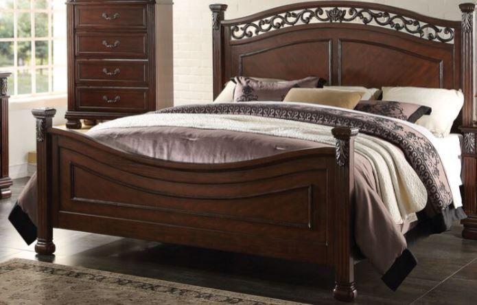Benton Bed Size: California King