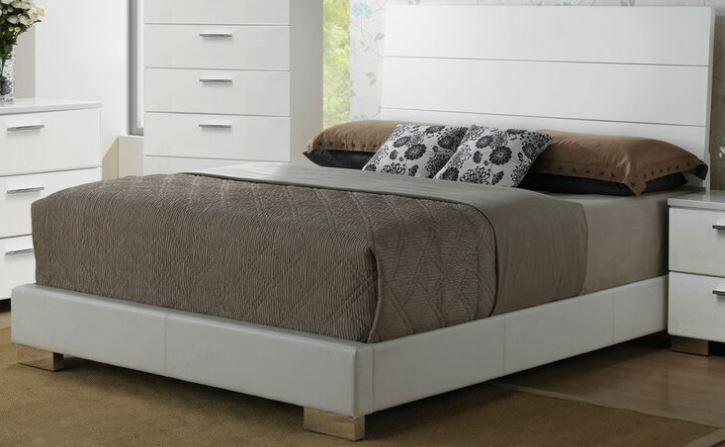 Jasinski Upholstered Panel Bed Size: King