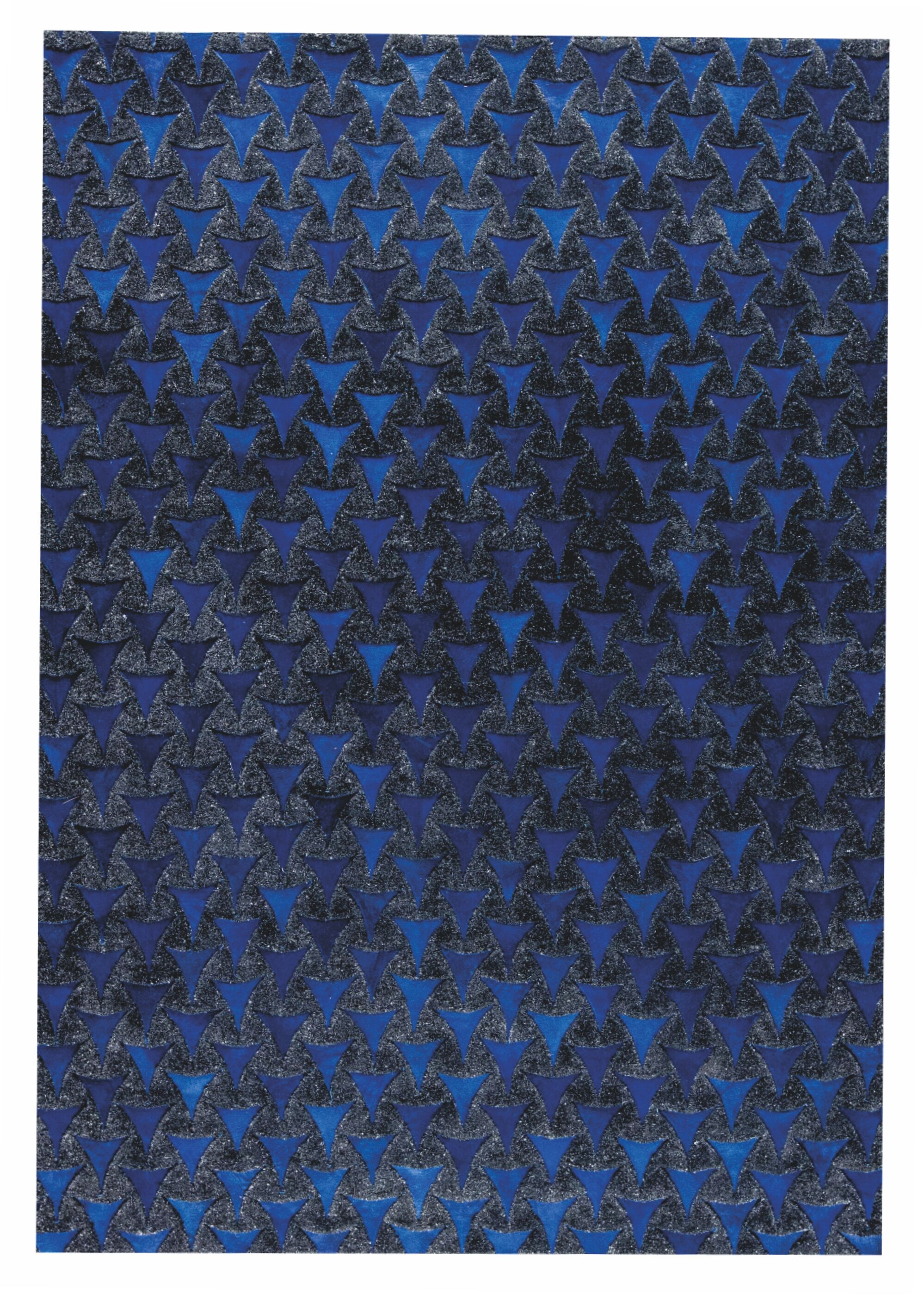 Adhara Hand woven Blue Area Rug Rug Size: 9' x 12'