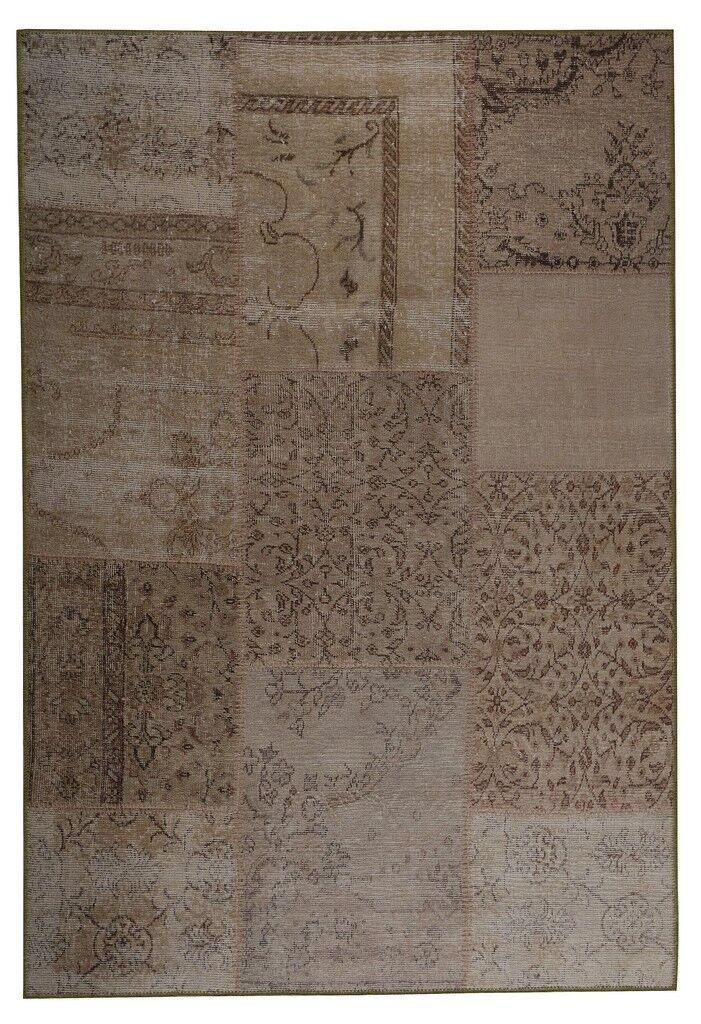 Racine Hand woven Sand Area Rug Rug Size: 4' x 6'