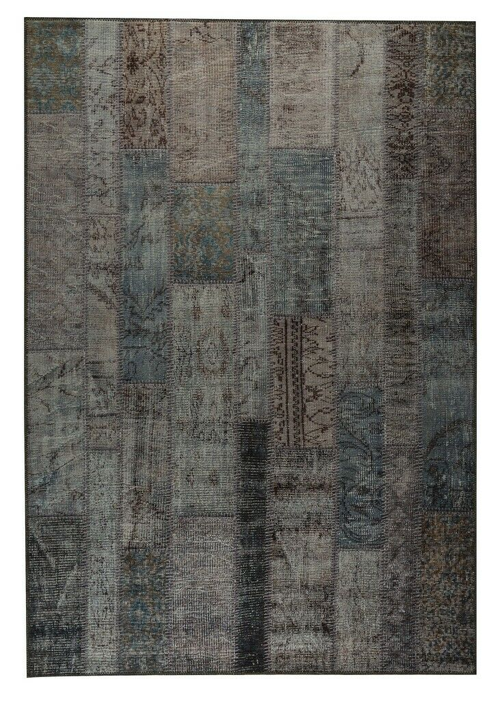 Quickep Hand woven Atmosphere Blue /Green Area Rug Rug Size: 5'2