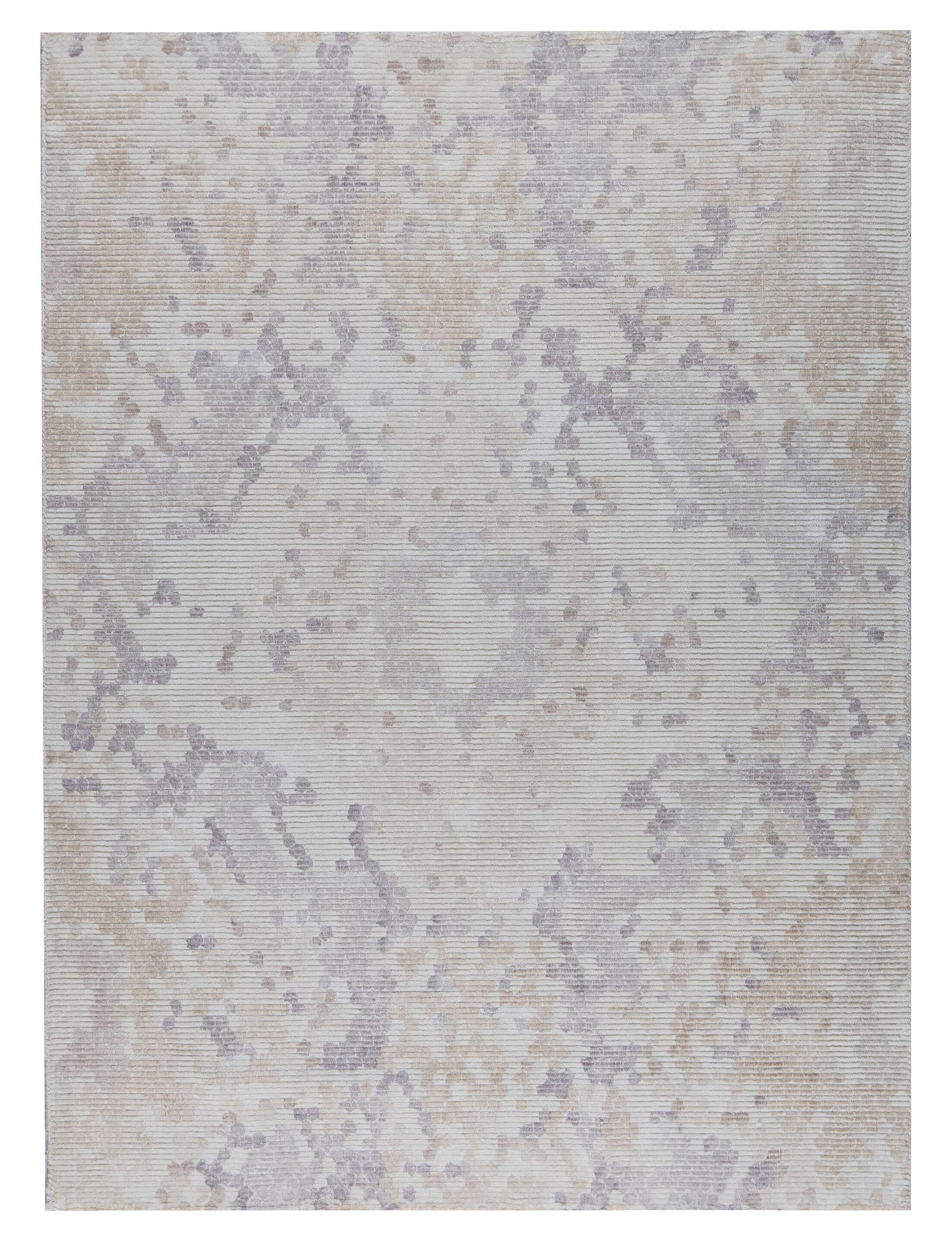 Omaha Hand-Woven Beige/Gray Area Rug Rug Size: 5' x 8'