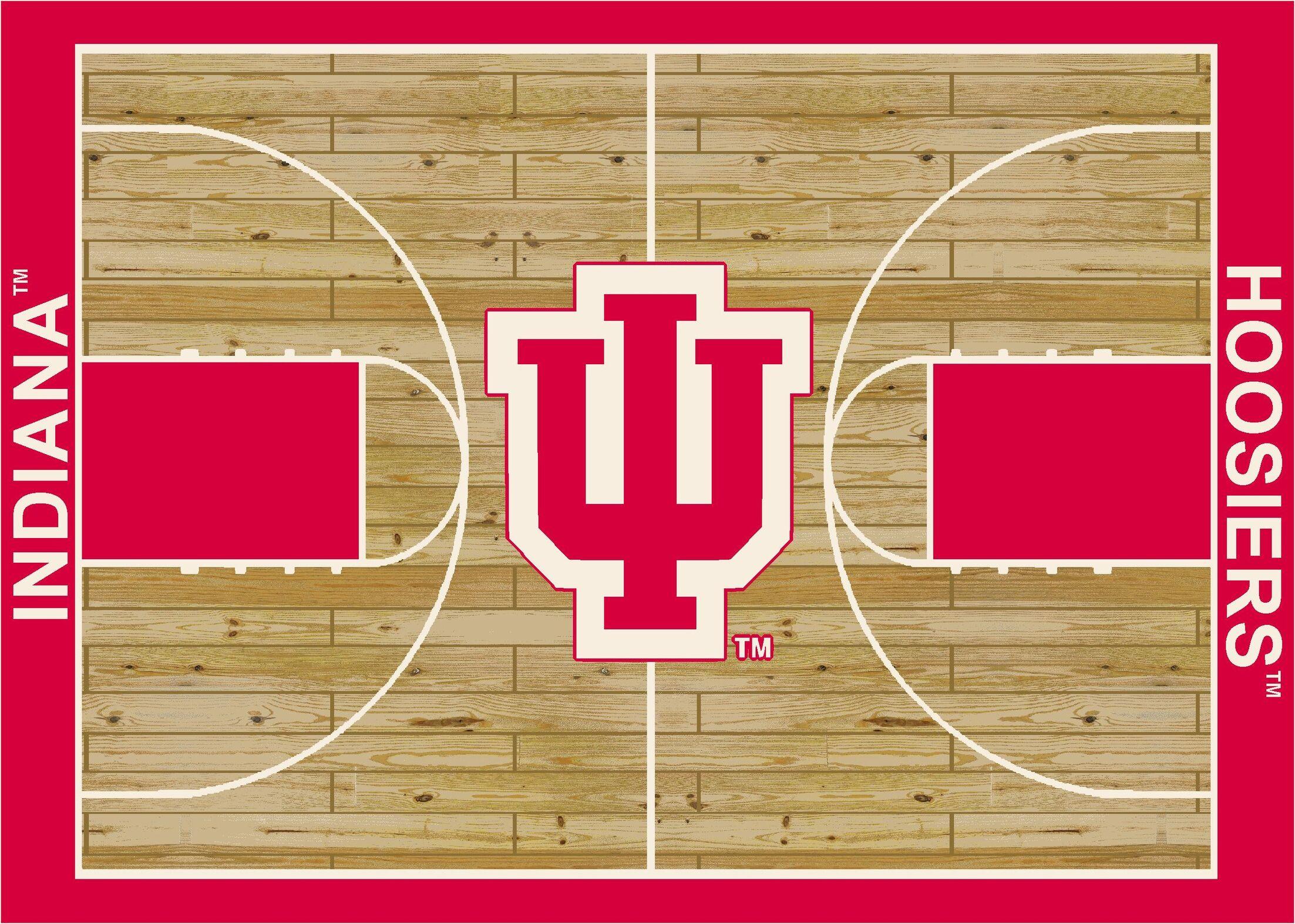 NCAA Area Rug Rug Size: Rectangle 10'9