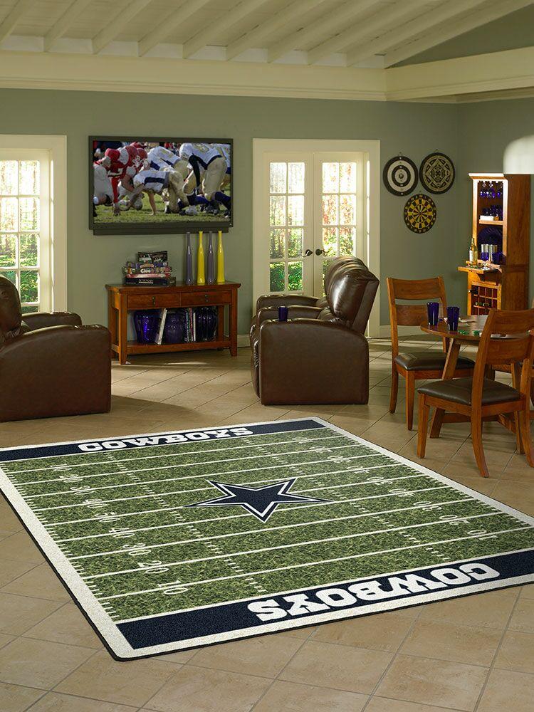 NFL Area Rug