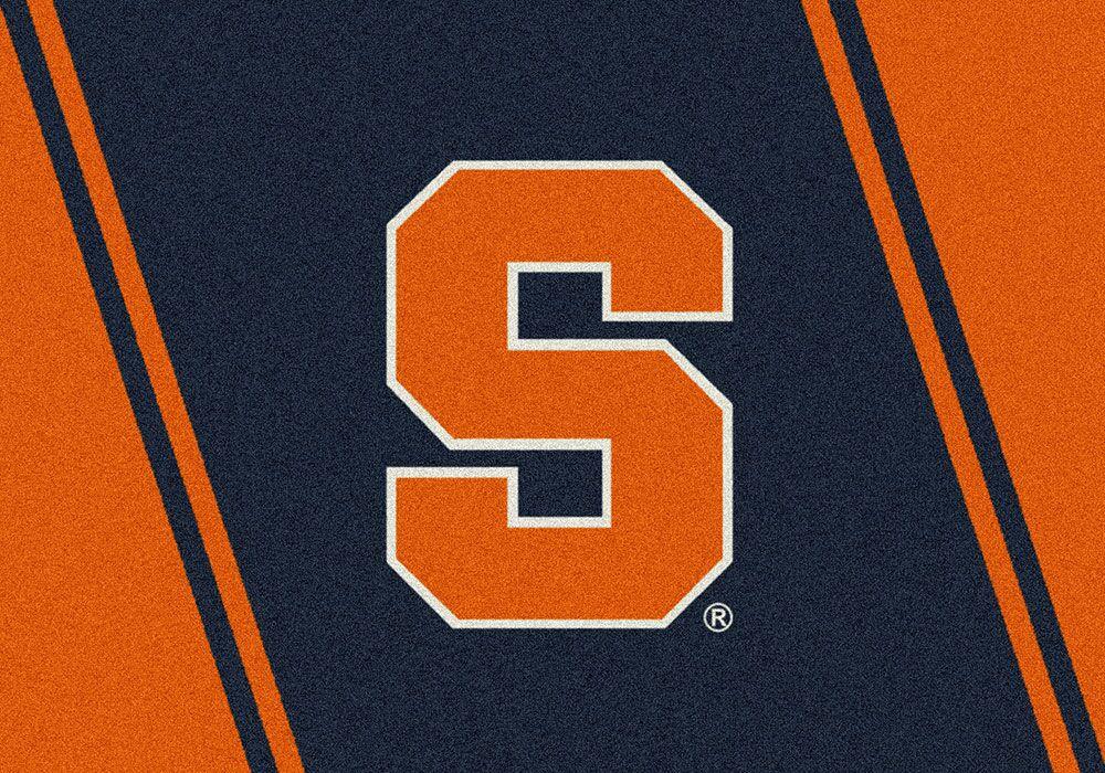 Collegiate Syracuse University Doormat Mat Size: Rectangle 3'10