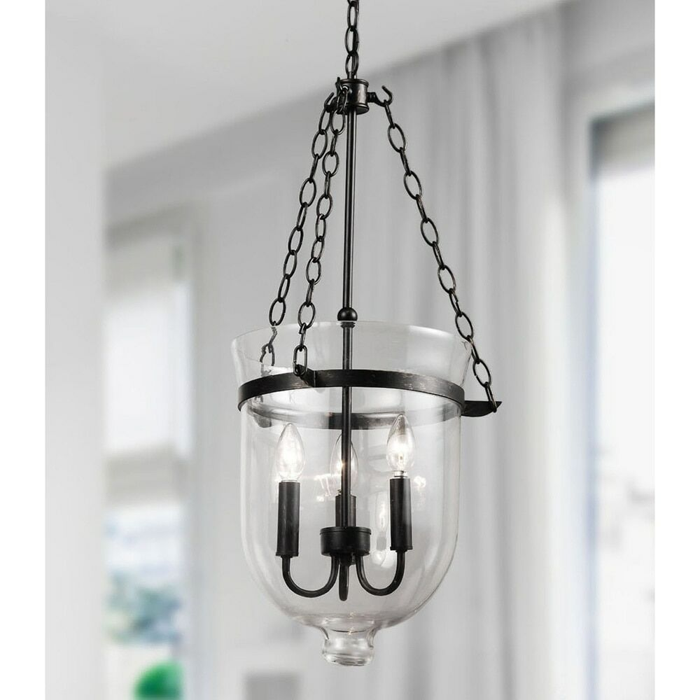 3-Light Urn Pendant