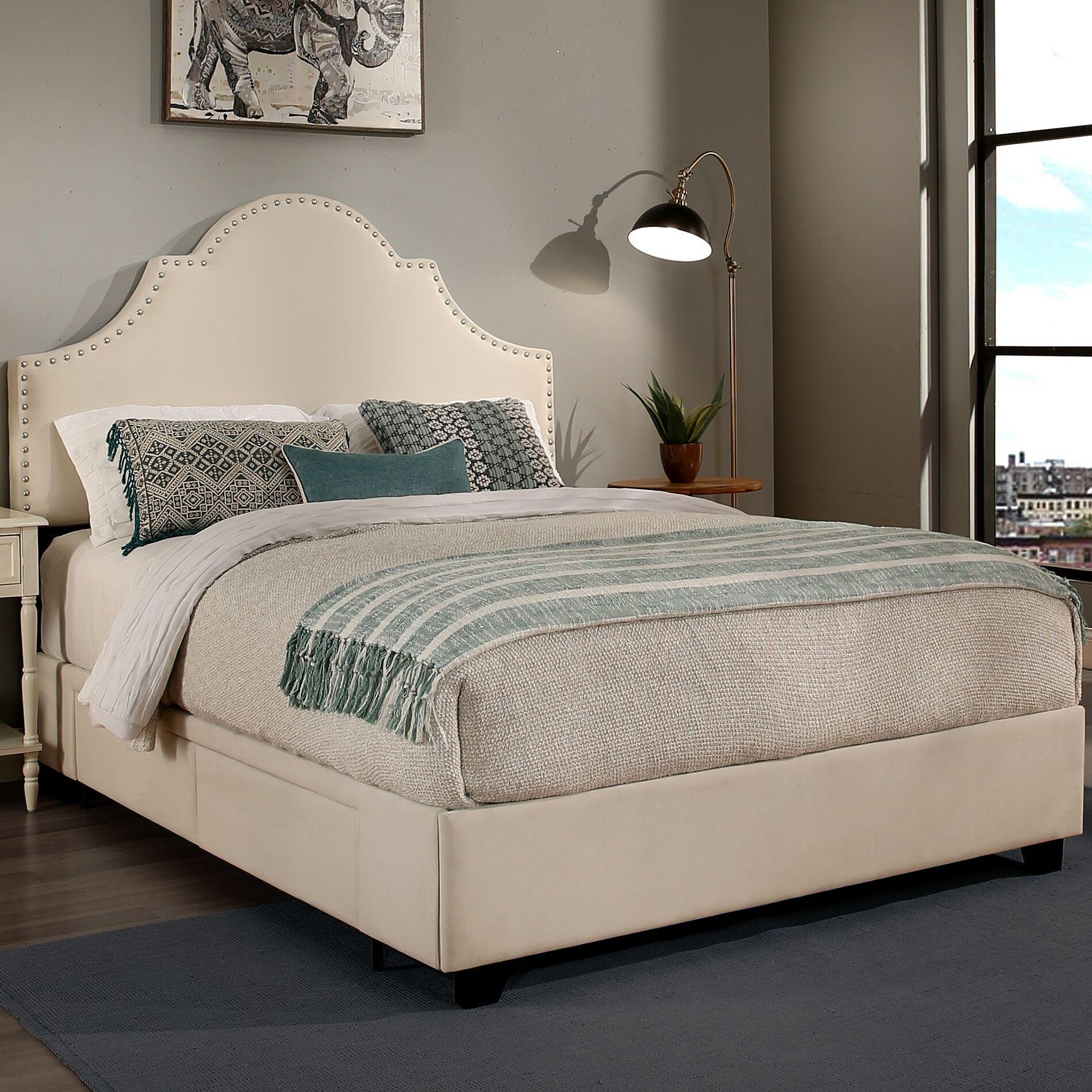 Stepanie Platform Storage Bed Size: Queen