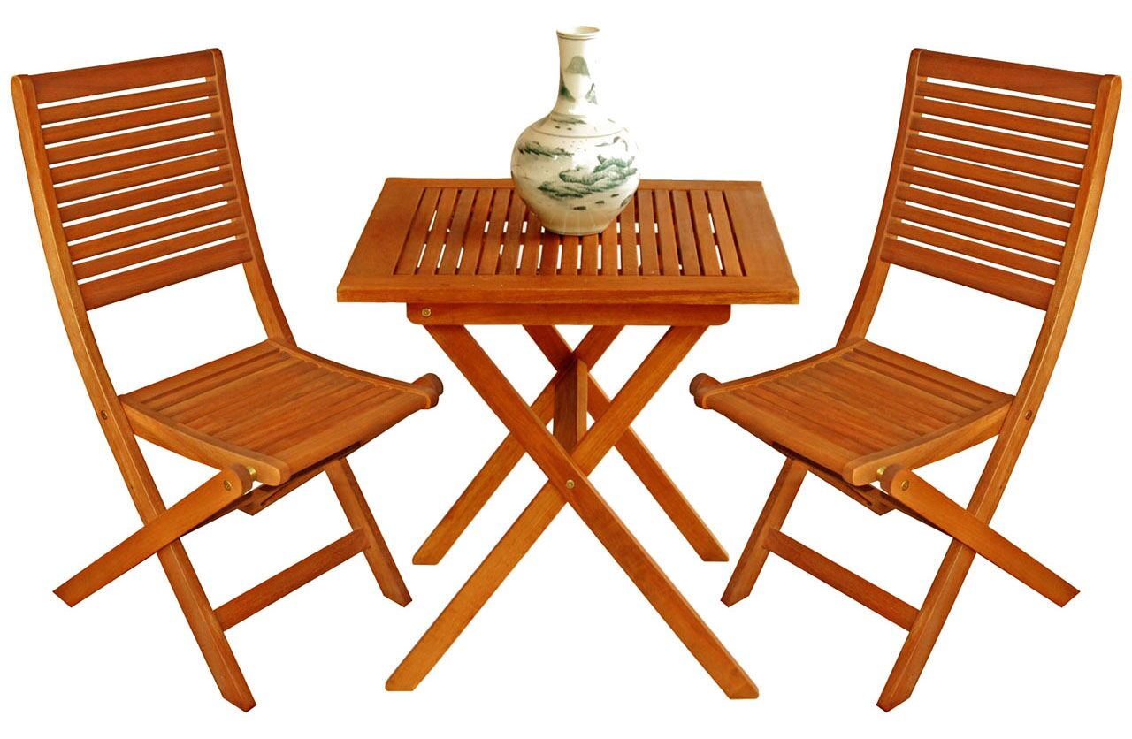 Cadsden 3 Piece Bistro Set