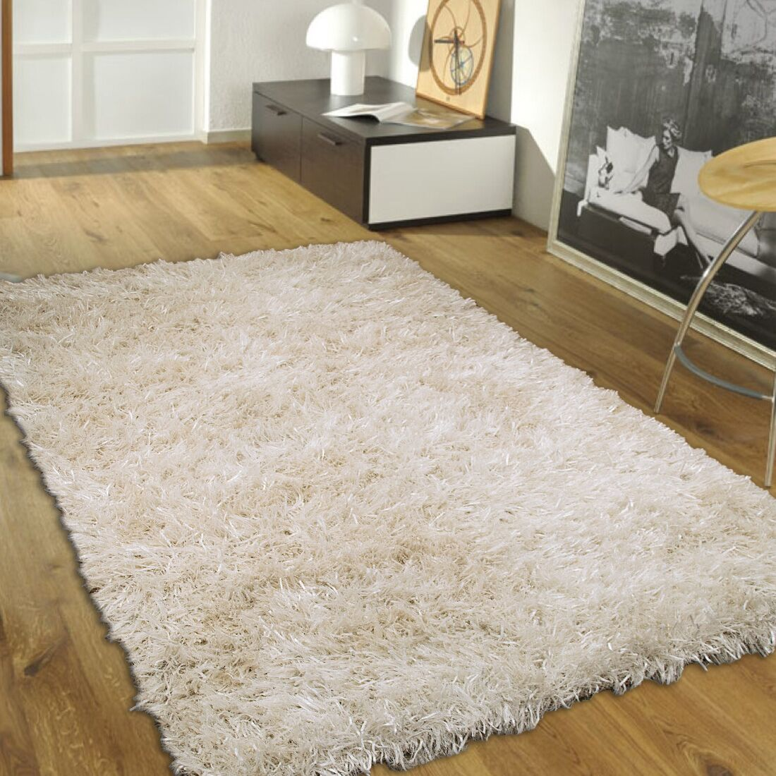 Hand-Knotted Brown Area Rug Rug Size: 7'11