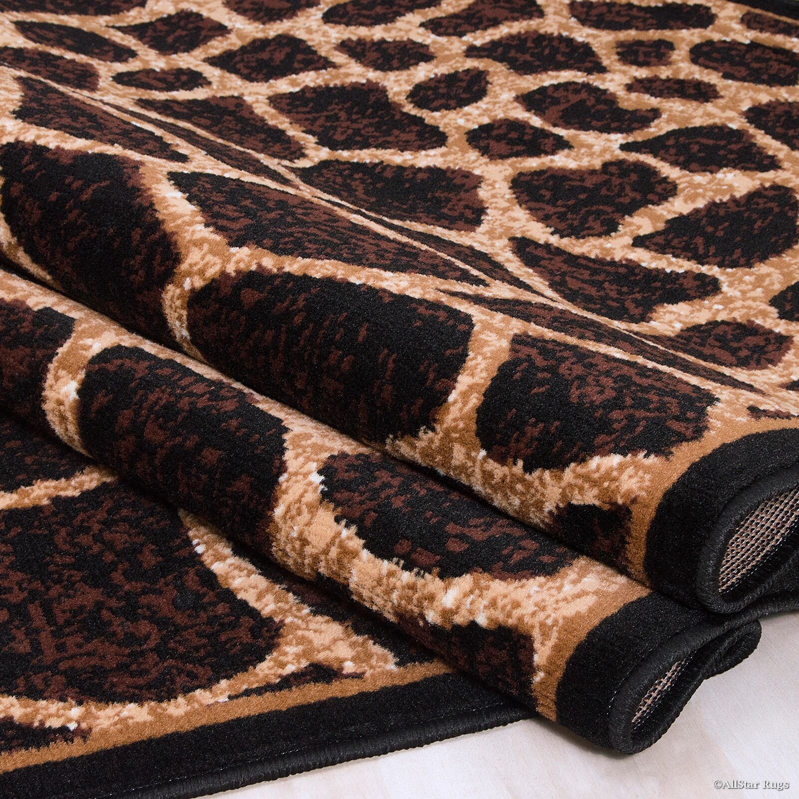 Hand-Tufted Brown/Beige Area Rug Rug Size: 7'7