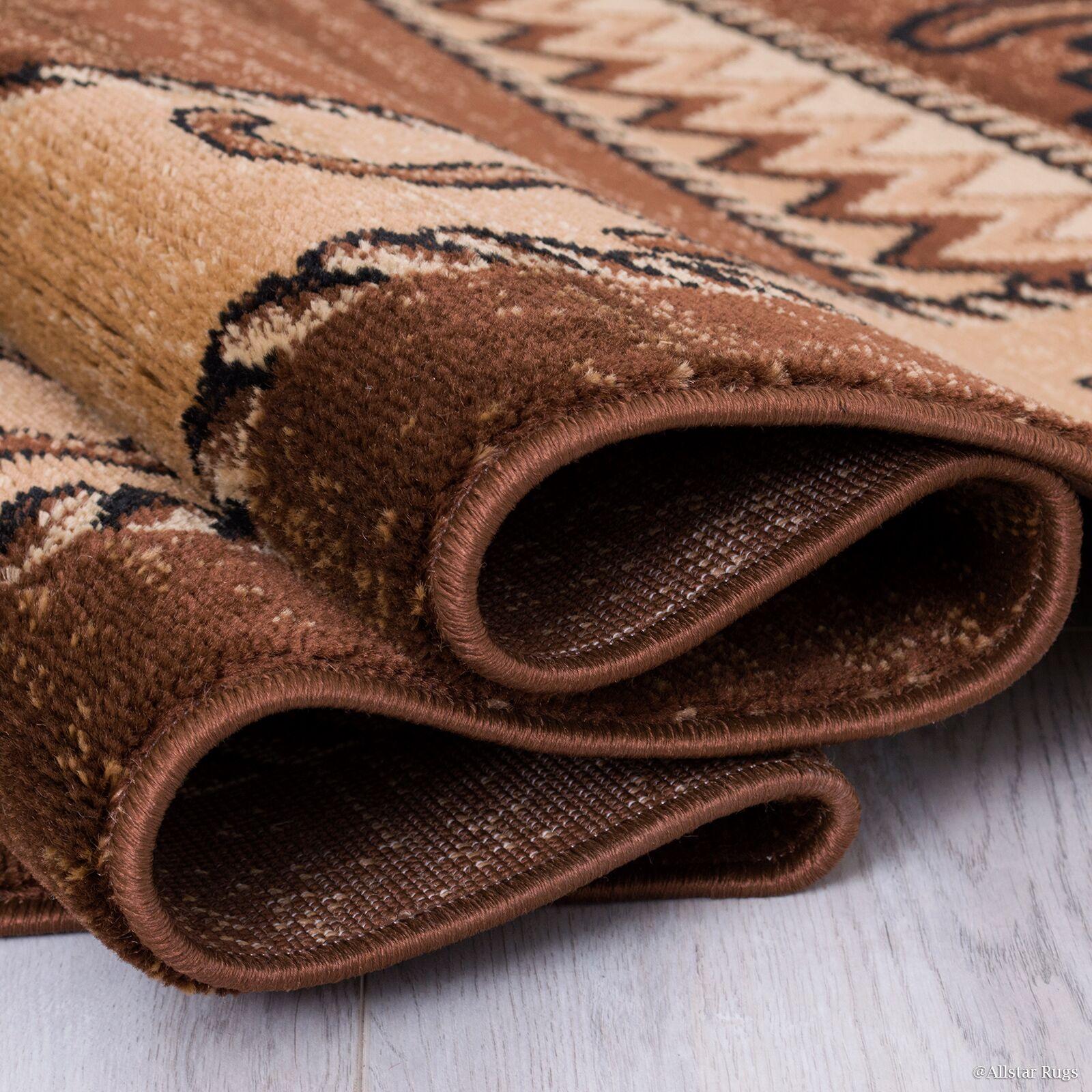 Idris Rectangle Berber Area Rug Rug Size: 3'9