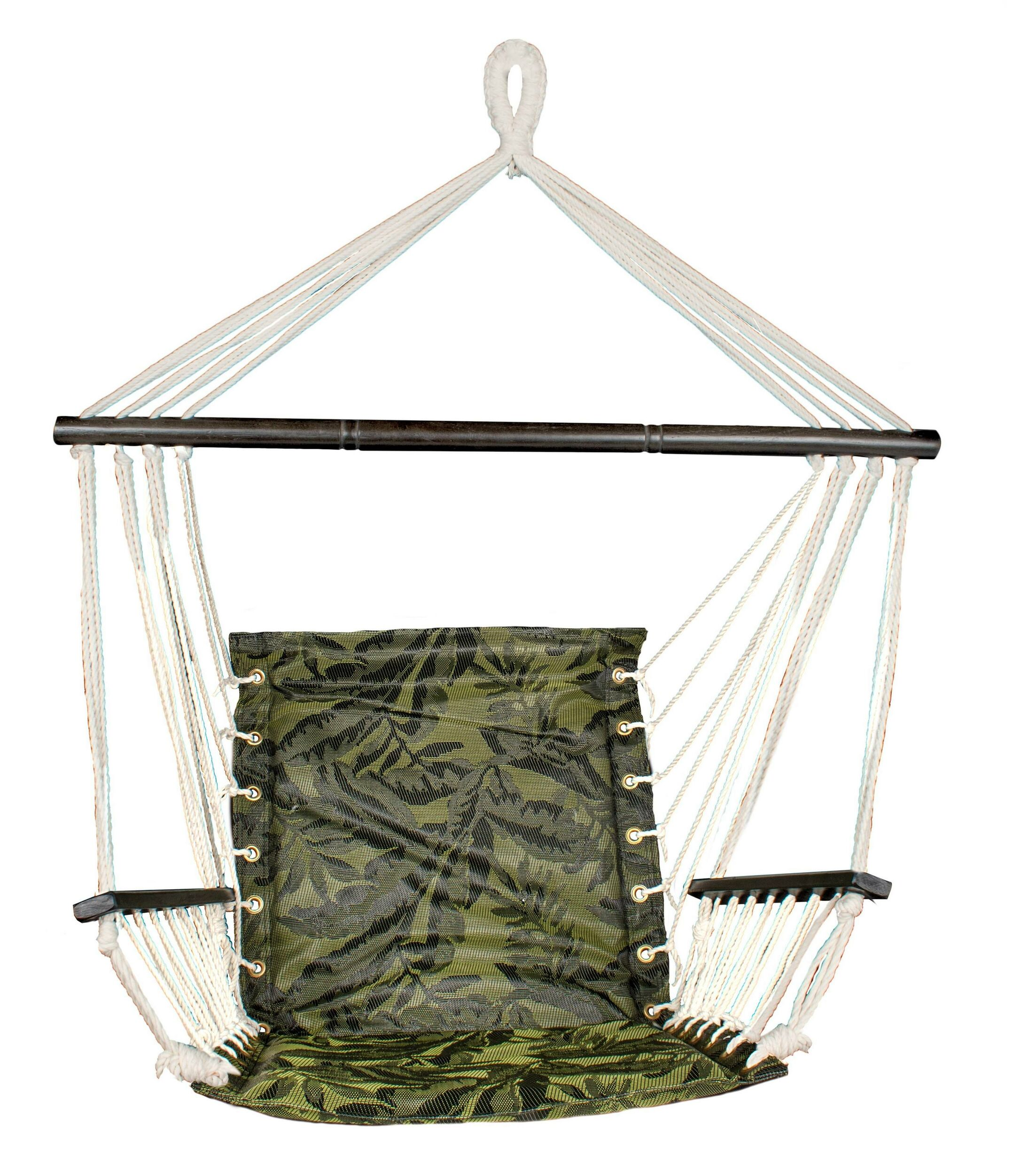 Goins Polyester Fabric Chair Hammock Color: In The Jungle