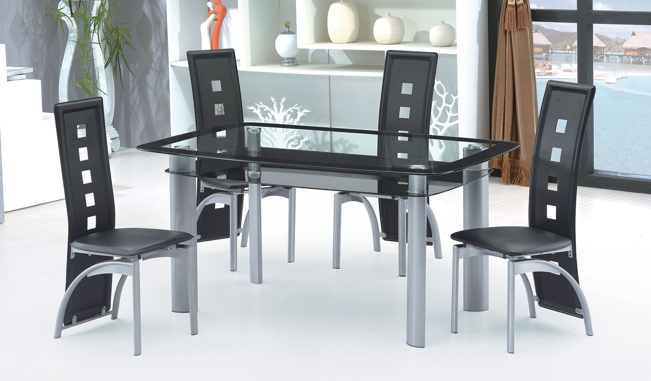 Dining Table Sets 5 Piece Dining Set