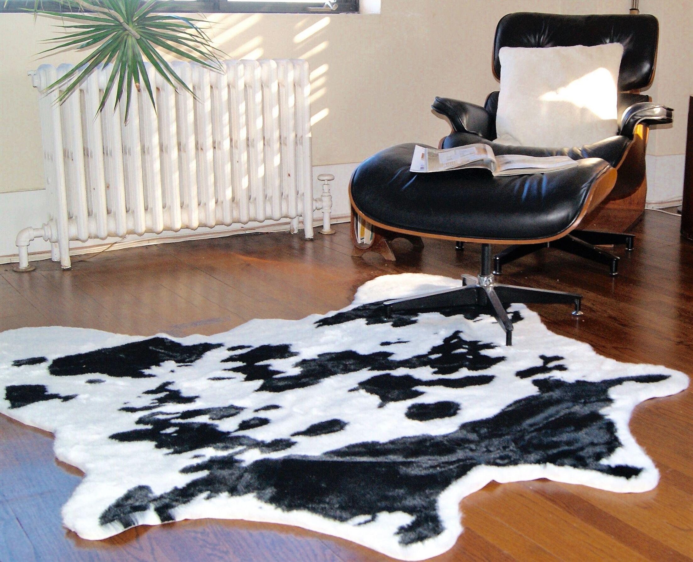 Sugarland Black/White Area Rug