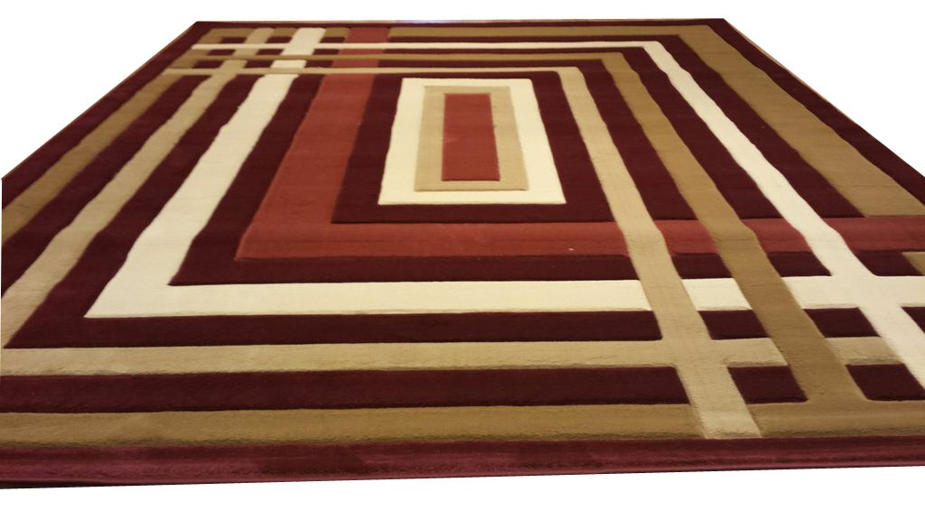 Area Rug Rug Size: Rectangle 7'11