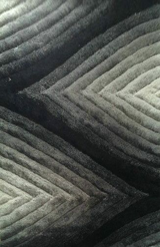 Primus Gray Area Rug Rug Size: 6'6