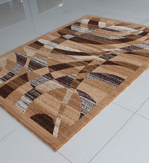 Berber Area Rug Rug Size: 7'11