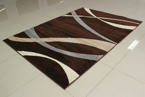 Brown/Gray Area Rug Rug Size: Runner 2' x 7'2
