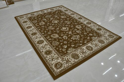 Brown Area Rug Rug Size: Rectangle 10' x 13'