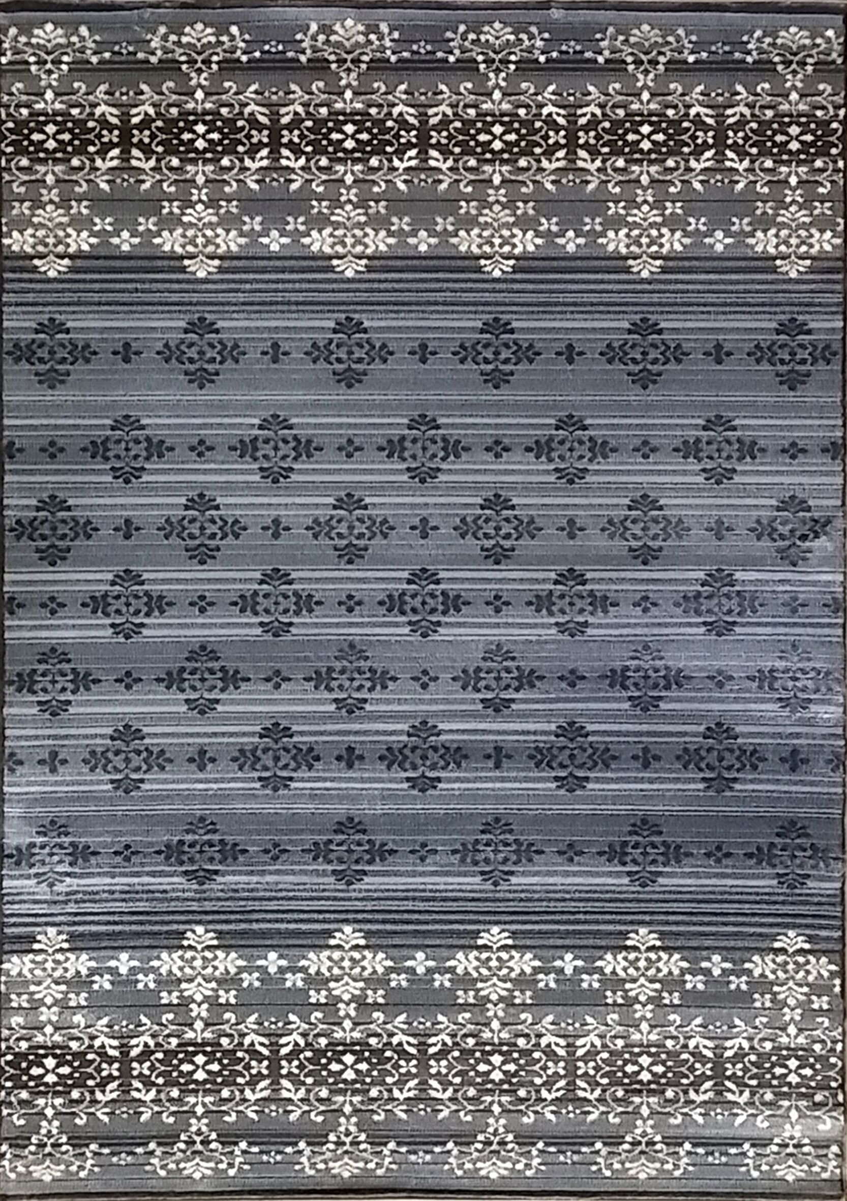 Cahlil Gray Area Rug Rug Size: 10' x 13'