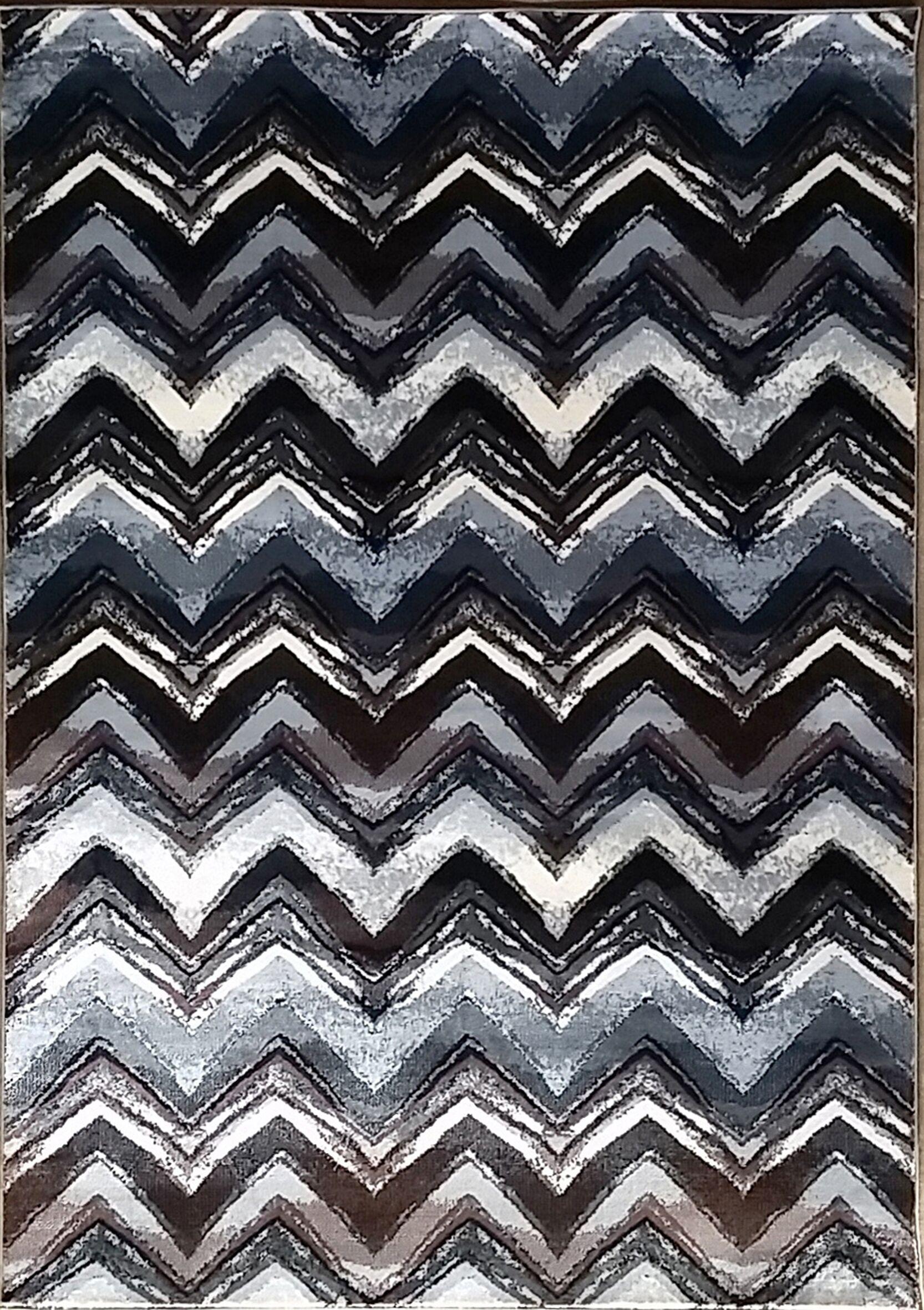 Geren Gray Area Rug Rug Size: 10' x 13'