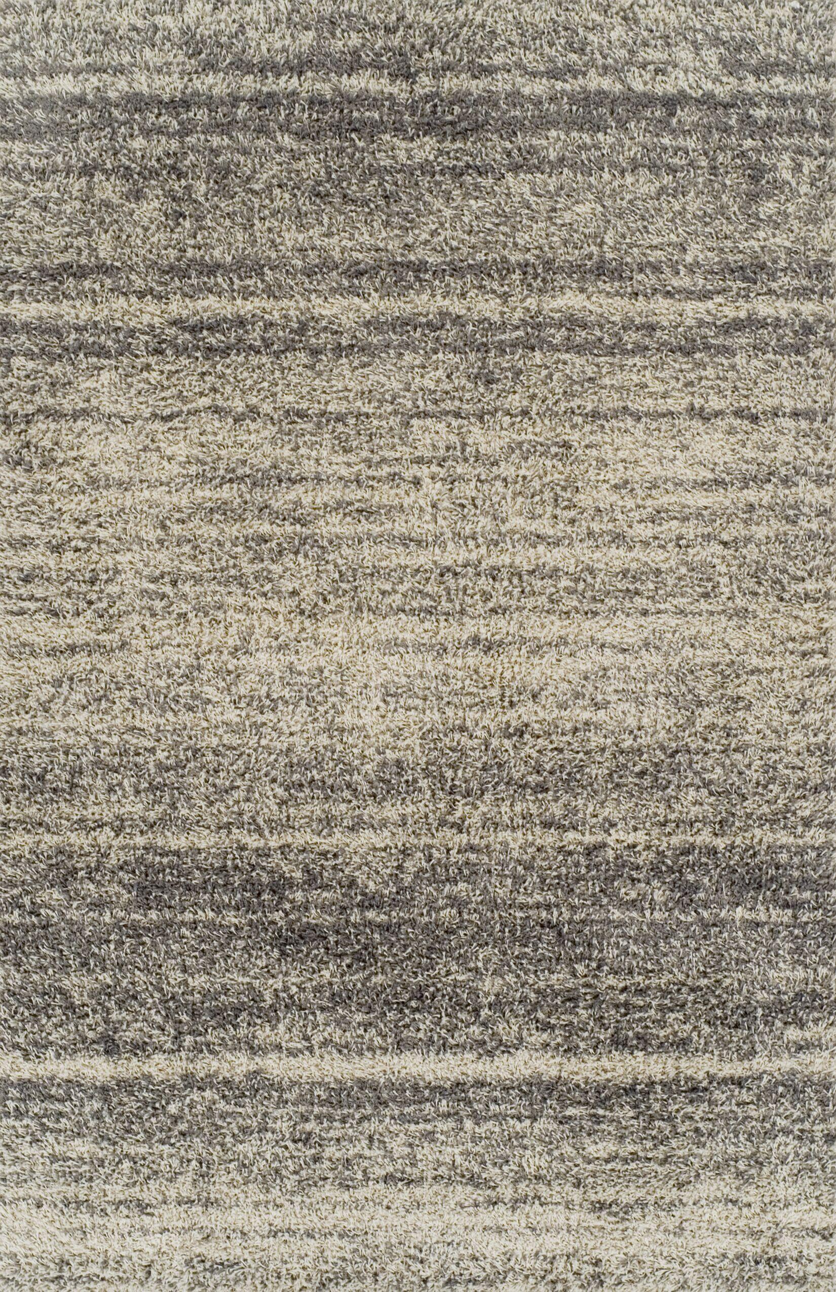 Keera Gray Area Rug Rug Size: 7'11