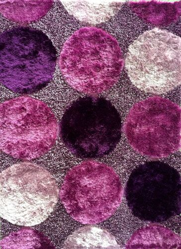 Walden Purple Area Rug