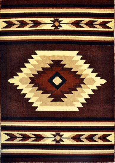 Drummond Brown Area Rug Rug Size: Runner 2'7